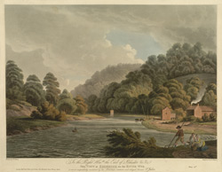 View at Redbrook on theRiver Wye